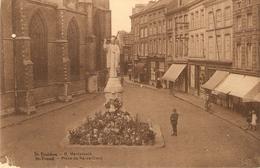 Sint-Truiden / St. Trond : H. Hartplaats / Place Du Sacre-Coeur - Sint-Truiden