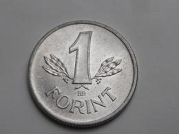 Hongrie 1 Forint 1987  Km# 575   Aluminium  SUP - Hungary