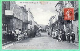 603 - VERFEIL SUR SEYE - RUE PRINCIPALE - Frankreich