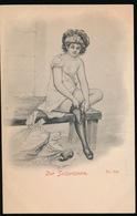 EROTISME EROS RISQUE FEMME GIRL WOMAN - Illustrators & Photographers