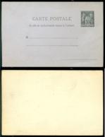 France Carte Postale 10 Centimes Pas Utilisé - Postal Stamped Stationery