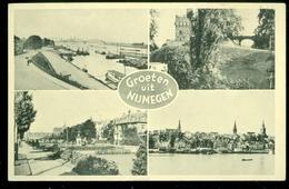 GROETEN UIT NIJMEGEN  (3899) - Nijmegen