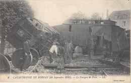 40 CP(SNCF Accident De Bernay+Lisieux+Sedan+St Germain Des F+St Brieux)+Aviat+Fromagerie+Houblon+ Milit+Fant+ Etc.. N°65 - Cartes Postales