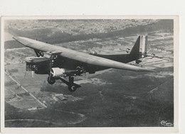 ISTRES AVIATION QUADRIMOTEUR FARMAN MULTIPLACE CPA BON ETAT - 1939-1945: 2ème Guerre