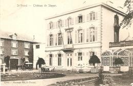 Sint-Truiden / St. Trond : Château De Stayen - Sint-Truiden
