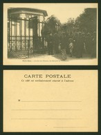 CARTE POSTALE FRANCE - PARIS VECU (75) - JARDIN DES PLANTES - LA ROTONDE DE L'ELEPHANT - LL1157 - France