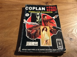 168/ COPLAN DE PAUL KENNY MESSAGE PRIORITE N°21 BANDES DESSINES - Livres, BD, Revues