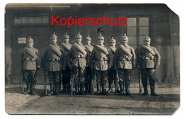 Culm 1915 - 4. Batterie, Ldst. Fussartl. Btl. XX A.K. - Nach Grunewald Bei Berlin - Guerre 1914-18