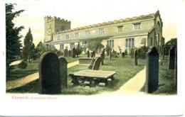CUMBRIA - KESWICK, CROSTHWAITE CHURCH Cu1206 - Cumberland/ Westmorland