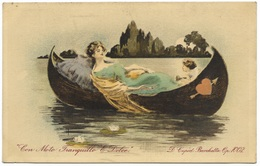 Con Moto Tranquille & Dolce D Cupid Barchetta Op 1003 - Henderson Musical Terms - Love Boat - 1900-1949