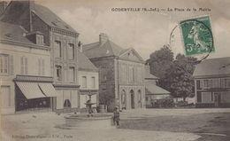 Goderville : La Place De La Mairie - Goderville