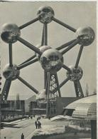 Brüssel V. 1958  Atomium  (2984) - Mostre Universali