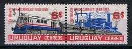 Uruguay Y/T CP 102 / 103 (**) - Uruguay