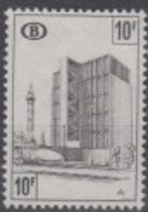 BELGIUM MNH COB TR 399 GARE DU CONGRES - Chemins De Fer
