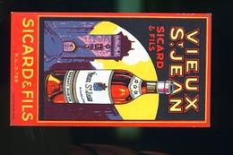 VIEUX SAINT JEAN SICARD - Publicité