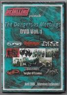DVD Neuf Metallian  NO RETURN NIGHTMARE KRAGENS ARTEFACT FURIA ACT OF GODS - Musik-DVD's
