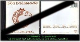 """""""LOS ENEMIGOS"""" LA QUENTA ATRAS-1991 - - Hard Rock & Metal"""