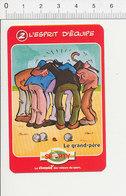 Humour Pétanque Sport Jeu De Boules Equipe  / 135/11 - Non Classés