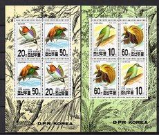COREE DU NORD Timbres Neufs ** De 1993 ( Ref 2472 ) Animaux - Oiseaux - Corée Du Nord