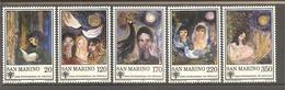 San Marino - Serie Completa Nuova: Anno Internazionale Del Fanciullo - 1979 * G - Saint-Marin