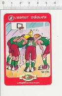 Humour Sport Basket Esprit D'équipe  / 135/11 - Non Classés