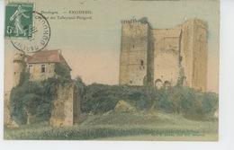 EXCIDEUIL - Château Des Talleyrand Périgord - France