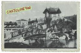 Emilia Romagna-parma-salsomaggiore Parco Municipale Primi 900 (v.retro) - Autres Villes