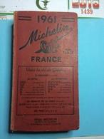 GUIDE MICHELIN 1961 - Michelin (guides)