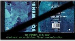 """""""LOS ENEMIGOS"""" UN TIO CABAL - Hard Rock & Metal"""
