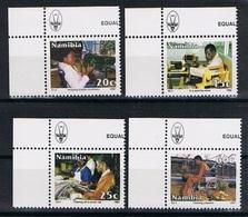 Namibië Y/T 687 / 690 (**) - Namibie (1990- ...)
