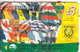 CYPRUS - Sydney 2000 Olympics, Chip GEM3.1, Tirage %80000, 09/00, Mint - Cyprus