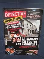 Détective 2009 1391 COULOMMES La Maison De Toutes Les Horreurs - Livres, BD, Revues
