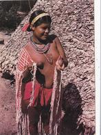 CPSM GUYANE N° 008 Indienne Galibi Indian Erotisme Nude Nu Ethnologique Nu Féminin Eros Curiosa Risque - Guyane