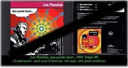 """""""LOS PLANETAS"""" QUE PUEDE HACER - 1994  -R- - Hard Rock & Metal"""