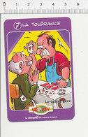 Humour Joueurs De Cartes Jeu De Cartes Tricheur Carte As De Coeur Poker / 135/11 - Non Classés