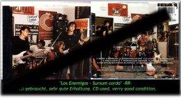 """""""LOS ENEMIGOS"""" SURSUM CORDA  -RR- - Hard Rock & Metal"""