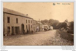 LUXEROTH ..-- ATTERT ..-- Entrée Du Village . 1928 De LUXEROTH Vers OSTENDE ( Mme Jeanne MERTEN ) . Voir Verso . - Attert