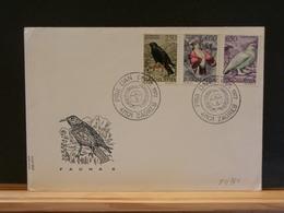 81/781  FDC  JUGOSLAVIJA - Vögel