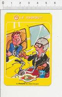 Humour Motard Moto Casque Transport / 135/11 - Non Classés