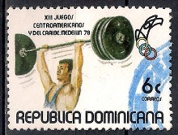 República Dominicana 1978 - The 13th Central American And Caribbean Games, Medellin, Colombia - Dominican Republic