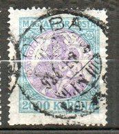 HONGRIE Madone 1923-25 N°363 - Hungary