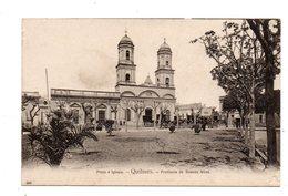 Quilmes. Plaza E Iglesia. - Argentina