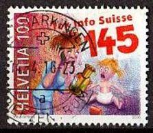 SCHWEIZ Mi. Nr. 2437 O (A-1-8) - Schweiz