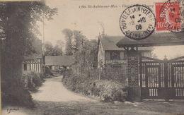 Saint Aubin Sur Mer : Chemin Des Champs - Sonstige Gemeinden