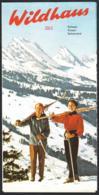 Suisse - Wildhaus - Dépliants Touristiques