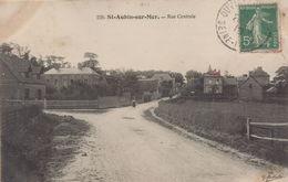 Saint Aubin Sur Mer : Rue Centrale - Sonstige Gemeinden