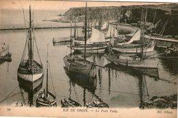 56-ile De Groix-le Port Tudy - Groix