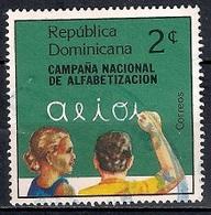 República Dominicana 1983 - National Literacy Campaign - Dominican Republic
