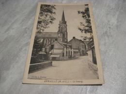 ARMAILLE MAINE ET LOIRE L,église écrite 01 12 1940 Port Offert - Autres Communes