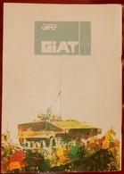 FASCICULE GIAT 1973 BLINDÉS CHAR - Supplies And Equipment